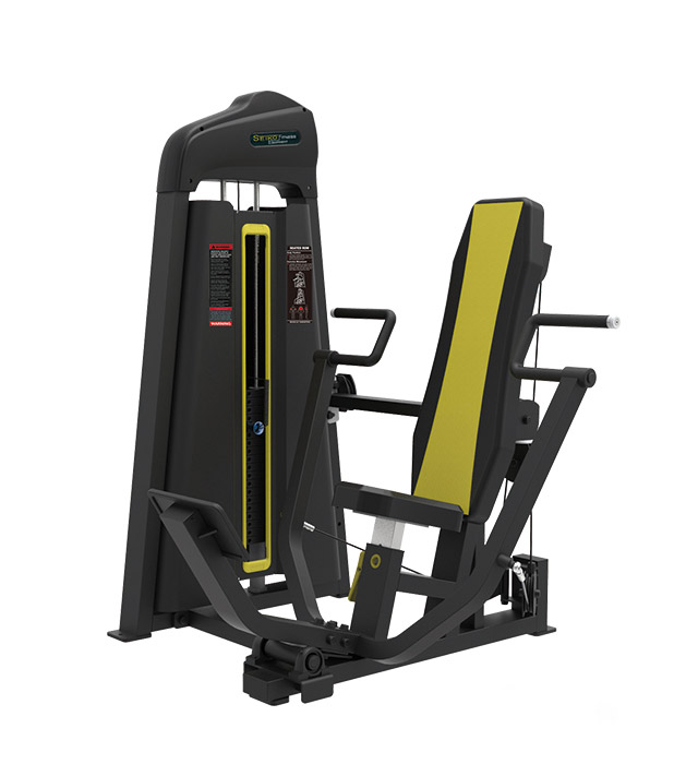 Vertical Chest Press: Vertical Chest Press JG-1620